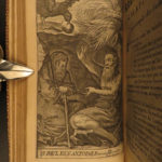 1656 EXQUISITE Imitation of Christ Thomas a Kempis Illustrated Corneille 2v SET