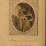 1792 Adventures of Telemachus Greek Mythology Ulysses Fenelon Illustrated Eng ed