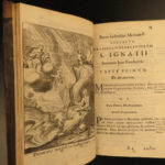 1689 Ignatius of Loyola Jesuit Spiritual Exercises Evil Spirits P.P. RUBENS ART