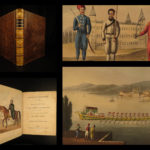 1829 1st ed Constantinople Turkish Sultans Voyages Costumes Ottoman MacFarlane