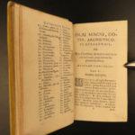 1652 Olaus Magnus Northern Peoples Scandinavia Sweden Greenland Vikings MAGIC