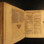 1674 Holstein Chronicle DENMARK King Christian I Solinus Olearius DANES Vikings