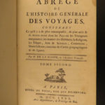 1780 1ed Complete VOYAGES Cook Magellan America CHINA Illustrated Explorers 32v