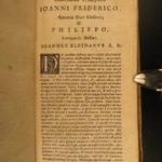 1640 Froissart Chronicles Medieval Hundred Years War Sleidanus Philippe Commines
