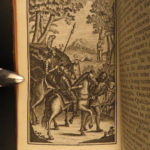 1768 Don Quixote Cervantes Saint-Martin French Illustrated ENDING Controversy 6v