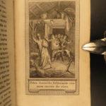 1797 SPANISH ed Don Quixote Mancha Miguel Cervantes Illustrated Royal Madrid 6v