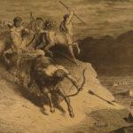 1888 Dante Alighieri Divine Comedy English Inferno Hell Gustave DORE Illustrated