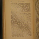 1868 Men of our Times Lincoln Sheridan Grant Frederick Douglass Beecher Stowe