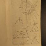 1741 Sherwin Mathematical Tables Logarithms Geometry Isaac NEWTON Mathematics