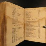 1646 Hermetic ALCHEMY Occult Science Fabre Myrothecium Spagyricum Esoteric Magic