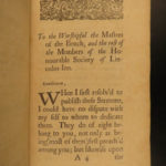 1671 PURITAN John Tillotson Bible Sermons Bishop of Canterbury Anglican Preacher
