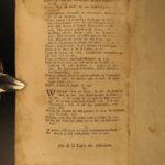 1732 History of Sweden Pufendorf Charles X Gustav Swedish Wars Suede 3v SET