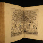 1684 Illustrated Life of Jesus Christ Anglican Taylor Cave Church Fathers Hollar