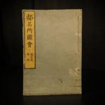 1786 Japanese Kyoto Travel Guide Edo JAPAN Woodblock Print Miyako Illustrated