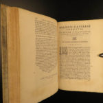 1588 John Cassian Institutes Cenobitic Hermit Monks Egypt Desert Fathers Vatican