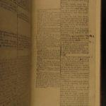 1904 Thomas Jefferson BIBLE Life of Jesus Nazareth 1st Lithograph ed Americana
