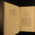 1822 Don Quixote Cervantes Chivalry Motteux English Lockhart Notes SCOTTISH 5v