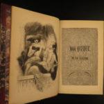 1837 Don Quixote Mancha Cervantes Jarvis English Quijote Johannot Illustrated 3v