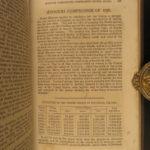 1856 Political Handbook Constitution LAWS Slavery Fugitive Slave MO Compromise