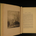 1836 1ed Winkles Illustrations Cathedral Churches 178 Steel Plates England Wales