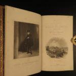 1839 Wellesley Duke of Wellington British Military Wars India Napoleon Waterloo