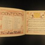 1900 Walter Crane ART 2v Baby's Bouquet & Opera Nursery Rhymes Children's Tales