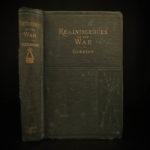1882 1ed Gerrish Army Life Civil War Memoir Gettysburg 20th Maine Union Antietam