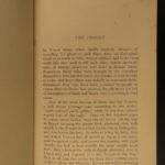 1899 1st ed Andrew Lang Red Animal Stories Woolly Mammoth Jaguar Fine Binding