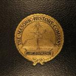1898 1ed History of Freemasonry Scotland Mackey Masonic Crusades Illustrated