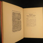 1904 1st ed Mark Twain Adam's Diary Fall of Man Creation Illustrated Satire