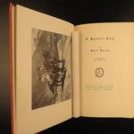 1907 1st ed Mark TWAIN Horse's Tale Buffalo Bill Cody Wild West Adventure