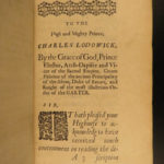 1674 William Camden Britannia Great Britain Remains Medieval Poetry Stonehenge