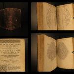 1671 GREEK Poetry Hesiod Theocritus Phocylides Pythagoras Greek Latin Cambridge