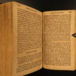 1812 1ed LEWIS & CLARK Voyages Travels Sacagawea Herbal Medicine Indians RARE