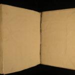 1686 Terzi Occult Science Magisterium Naturae Crystals TOBACCO Medicine FOLIO
