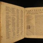 1696 Criminal LAW Praxis Vicariorum Italy Pellegrini TORTURE Naples Inquisition