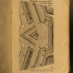 1654 Fournier on Fortifications Star FORTS Military Architecture Illustrated