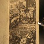 1692 Works of CICERO Politics Philosophy ROME Letters Dutch Jacob Gronovio Latin