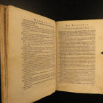 1587 Polydore Vergil BANNED BOOK Inventions Discovery Science Economics Italian