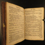 1689 English LAW & Lawyers Office Duty of Executors Common Wills Lawsuits RARE