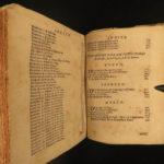 1730 SPANISH Pious Meditations Marti Barcelona Spain Secular & Sacred Devotional