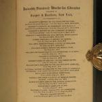 1849 1st Far West Life Ruxton Mexico Texas Rocky Mountains Oregon Indian Chiefs