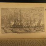 1876 NAVY John Paul Jones America Revolution Bonhomme Richard Russia Illustrated