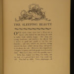 1910 Sleeping Beauty Fairy Tales DULAC Art Illustrated Cinderella Quiller-Couch
