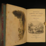 1842 1ed Moffat Missionary Labors in South AFRICA Missionary Voyages Illustrated