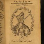 1648 1ed Wachtendorp DUTCH History Corte Rym-Kronyck Holland Netherlands KNIGHTS