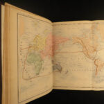 1873 Beauvoir Voyages in ASIA Java Siam CHINA Japan MAPS Indonesia Canton Peking