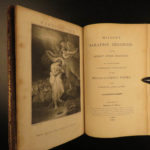 1795 Paradise Lost John Milton + Paradise Regained Poetry Allegory 2v English