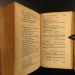1645 1st ed Francis Bacon Augmentis Scientiarum Philosophy Science & Inventions