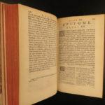 1679 LIVY History of Rome Ab Urbe Condita Caesar Augustus Punic WARS Elzevier 3v